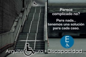 discapacidades arquitecto